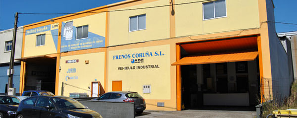 Frenos Coruña